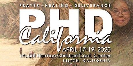 PHD California Family Friendly Retreat  tickets