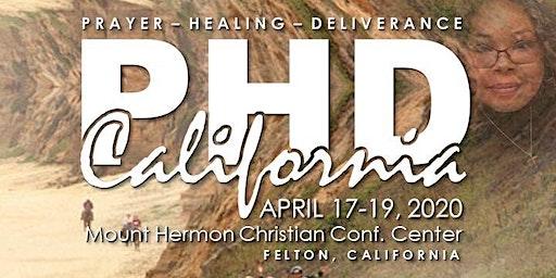 PHD California Family Friendly Retreat