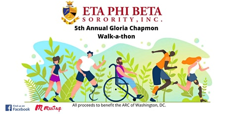 5th Annual Gloria Chapmon Walk-a-thon Alpha Zeta Chapter tickets
