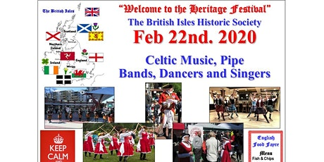 British Isles Heritage Festival tickets