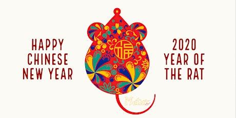 Meta Asian Kitchen: Chinese New Year Menu tickets