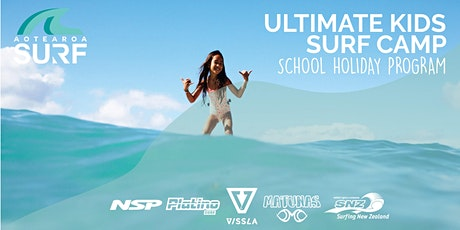 Ultimate Kids Surf Camp tickets