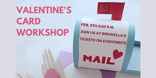 Valentine's Card Workshop
