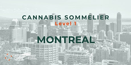 Cannabis Sommelier Level 1 Course | Montreal tickets
