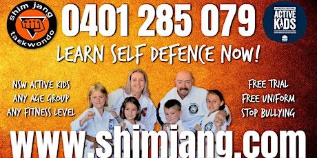 Shimjang Taekwondo Coolamon Open Day tickets