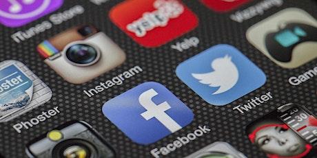 Tech Savvy Seniors: Introduction to Social Media - Erina Library tickets
