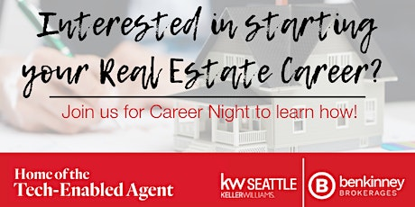 Real Estate Seminar: Becoming an Agent 101 tickets