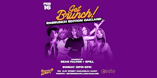 Get Brunch! : OAKLAND - R&Brunch Edtion