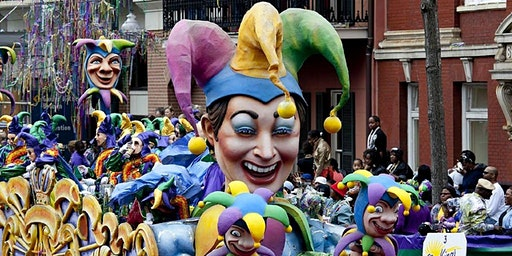 Mardi Gras Bar Crawl - Scottsdale