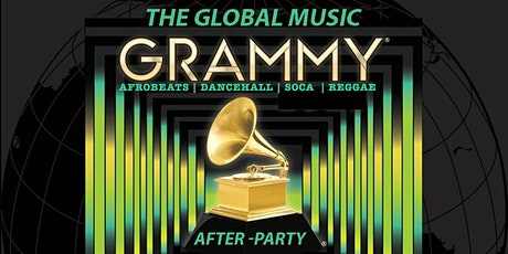 The Global Music GRAMMY After Party - Sun Jan 26th 2020 - Afro + DanceHall tickets