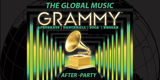The Global Music GRAMMY After Party - Sun Jan 26th 2020 - Afro + DanceHall