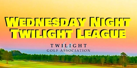 Wednesday Twilight League at Hunting Hawk Golf Course tickets