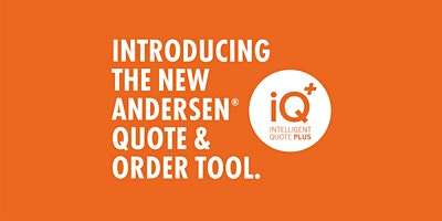 Andersen Windows iQ+ Training - Pittsburgh, PA  Sessions