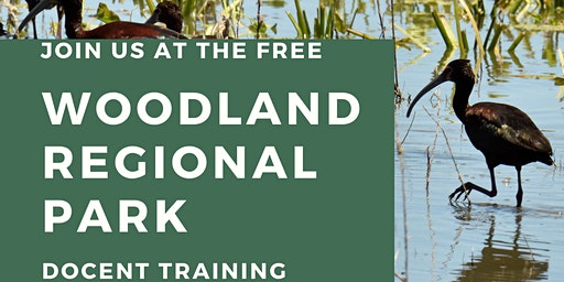 Woodland Regional Park Docent Training