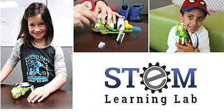 Summer Camp: Junior Robotics: Lego WeDo Wonders: Grades 2-3: CALGARY tickets