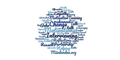 Motivational Interviewing Levels 1 & 2: March 2020 - Two Days tickets