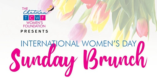 International Women's  Day Sunday Brunch