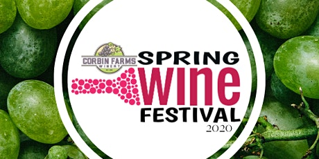 Spring Wine Festival 2020 tickets