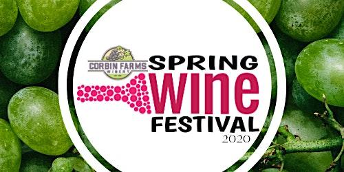 Spring Wine Festival 2020