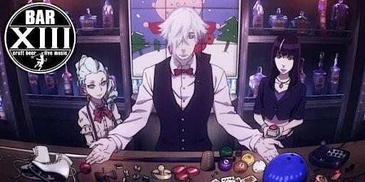 Generation Otaku Presents -Anime Nomikai - A 21+ Anime Bar Event