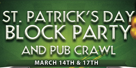 Scottsdale St Patrick's Day Block Party & Pub Crawl! tickets