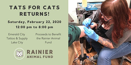 Tats for Cats 2020 tickets