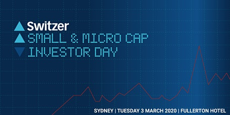 Switzer SMALL & MICRO CAP Investor Day 2020 tickets