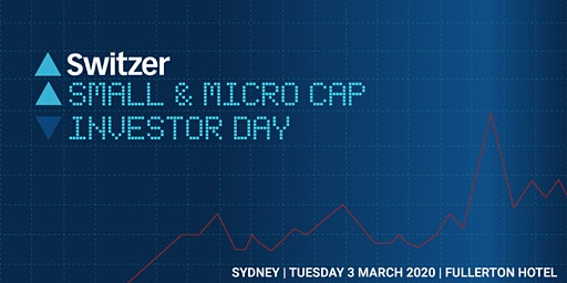 Switzer SMALL & MICRO CAP Investor Day 2020