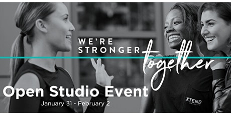 Open House Event at Xtend Barre Claremont tickets