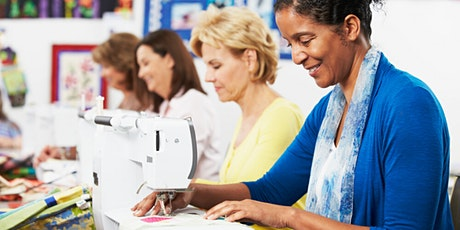 Patchwork & Quilting Class (includes fabric!) tickets