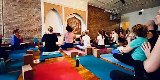 Saturday Night Community Yoga