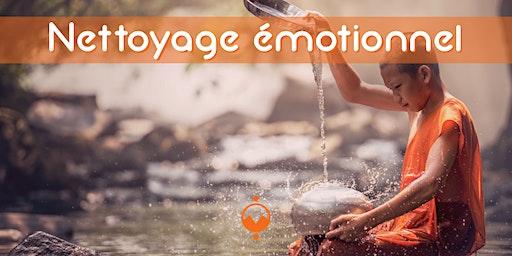 Méditation - Nettoyage émotionnel
