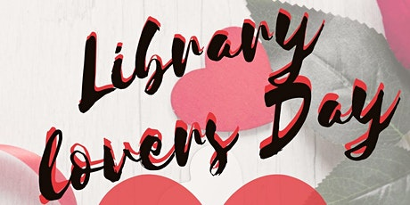 Library Lovers Day tickets