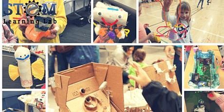 Summer Camp: STEAM Explorers: Grades 2-3: CALGARY tickets