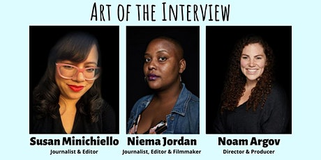 Art of the Interview Workshop tickets