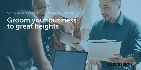 Groom your business to great heights (Perth) tickets
