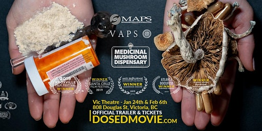DOSED Documentary at Vic Theatre, back by popular demand!
