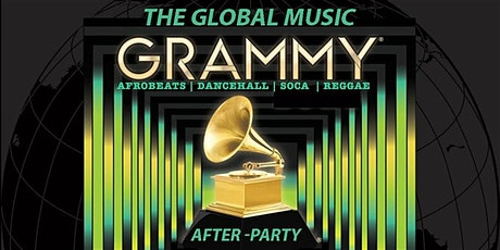 The Global Music GRAMMY After Party - Sun Jan 25th 2020 - Afro + DanceHall tickets