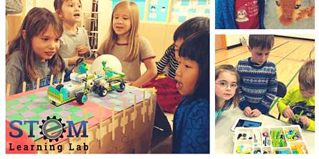 Summer Camp: Jr. Robotics: Bot Buddies: Grade 2-3: CALGARY tickets