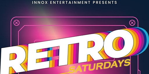 Retro Saturdays(Afrobeat, Kizomba, Rumba, Hip hop, Pop, Reggae, Dancehall.)