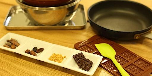 Chocolate Making Workshop | チョコレート作り