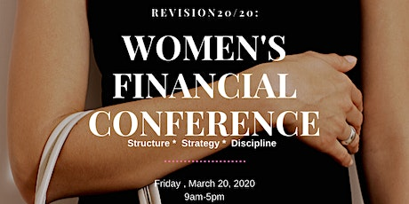 REVISION 2020: Women's Financial FREEDOM Conference tickets
