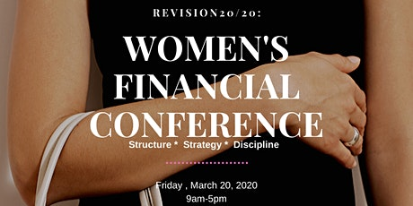 REVISION 2020: Women's Financial Conference tickets