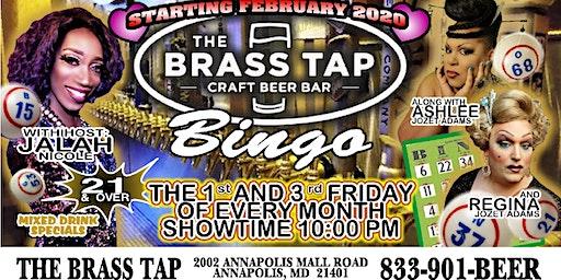 Drag Bingo - Brass Tap Annapolis February 21st Edition!