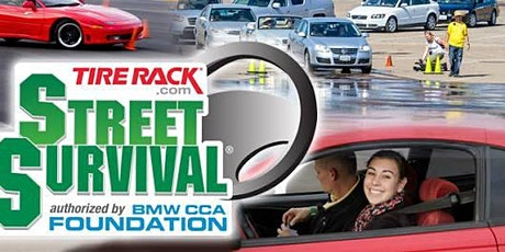 2020 - BMWCSA - Tire Rack Street Survival Driving School tickets