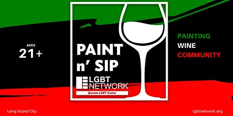 Paint n' Sip: Black History Month tickets