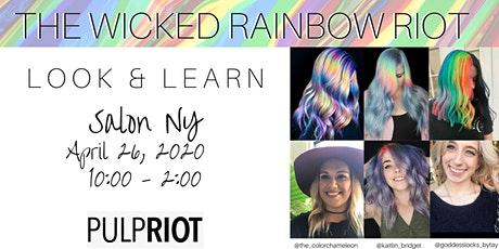 The Wicked Rainbow Riot tickets