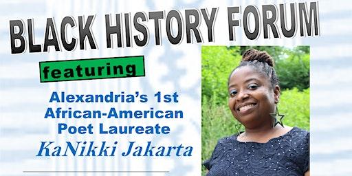 Black History Forum