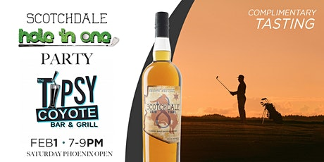 Complimentary Tasting - Scotchdale Hole in One Party tickets