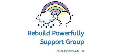 Rebuild Powerfully Support Group tickets